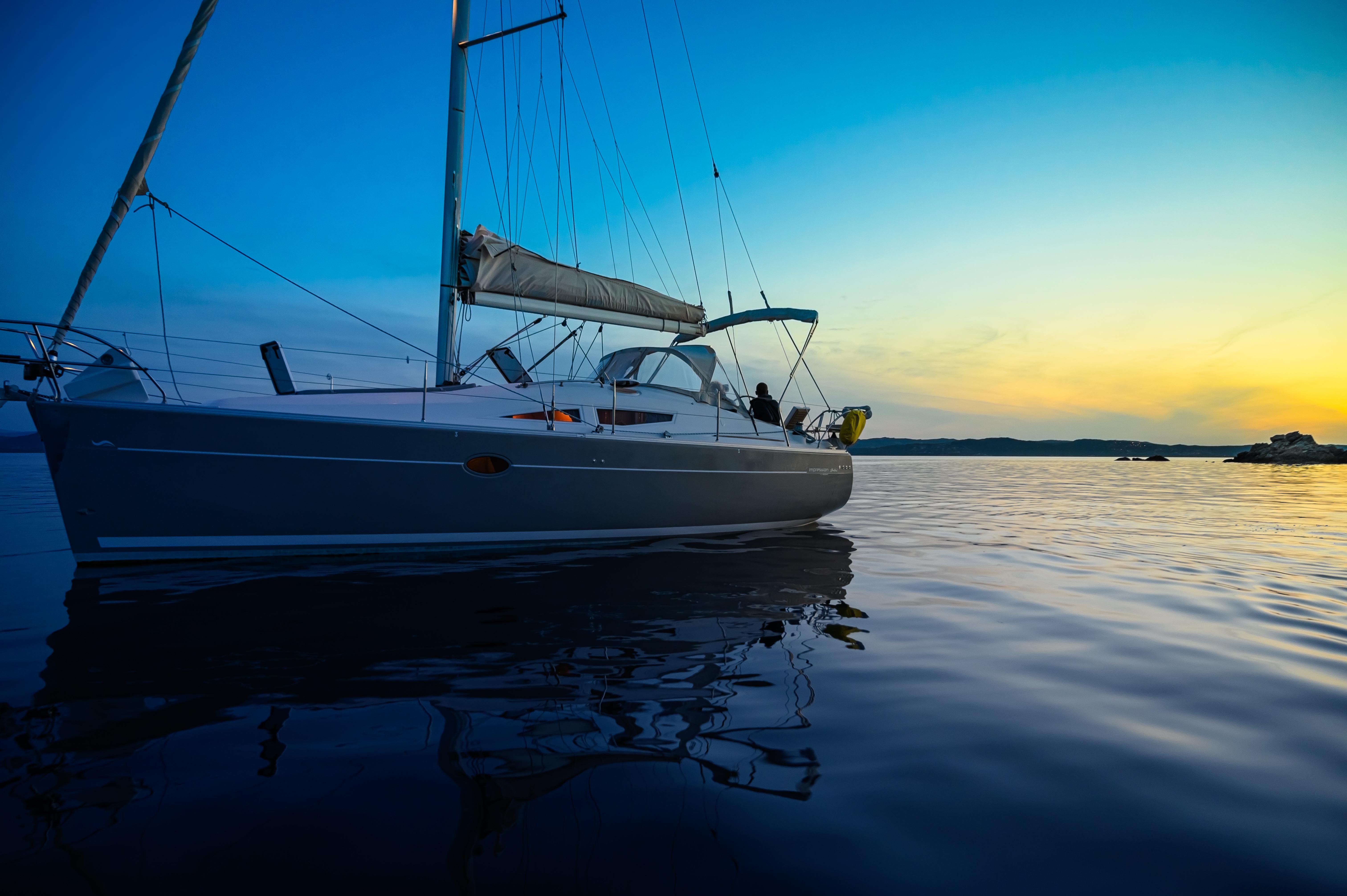 Escursione al tramonto isole della maddalena