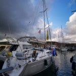escursione in barca a vela porto di Palau