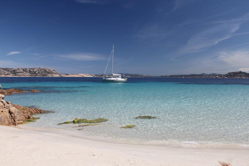 Escursioni in barca a vela Palau