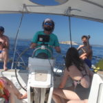 Barca spaziosa a palau